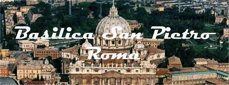 foto basilica san pietro a roma