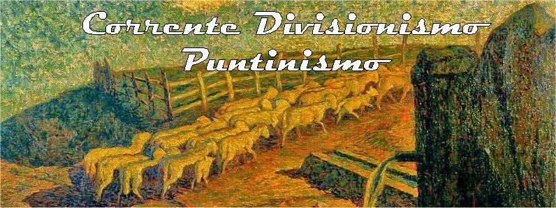 foto corrente divisionismo puntinismo