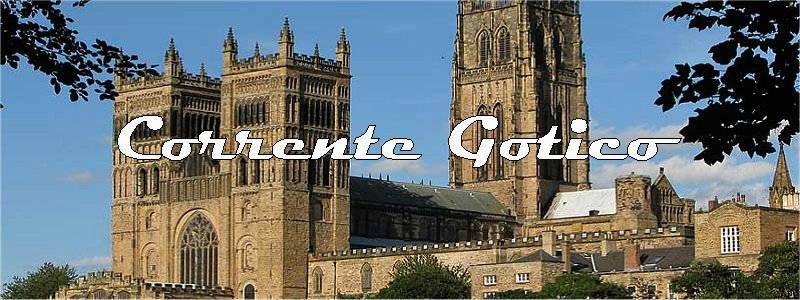 foto corrente gotico