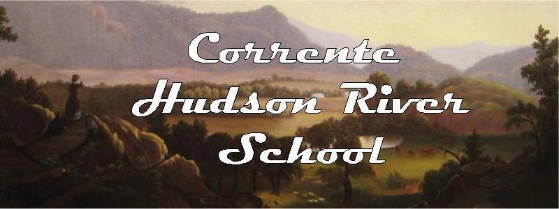 foto corrente hudson river school
