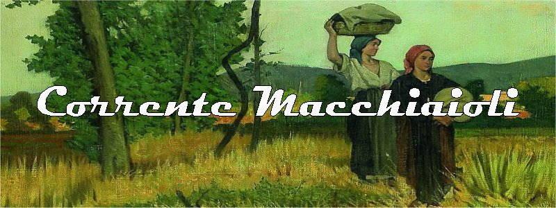 foto corrente macchiaioli
