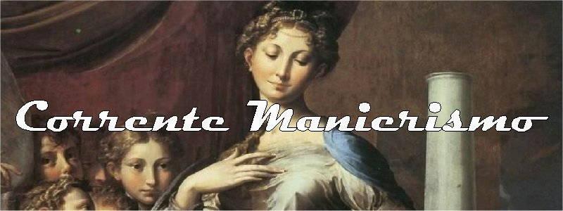 foto corrente manierismo