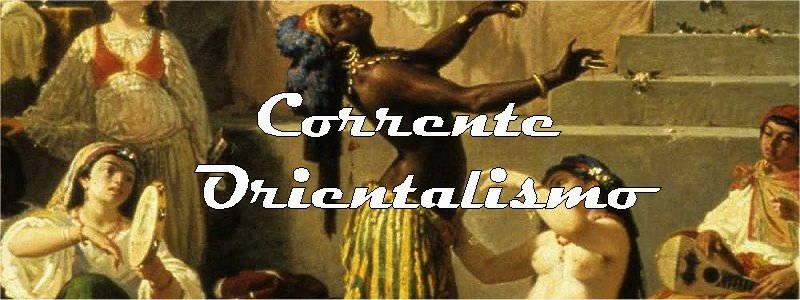 foto corrente orientalismo