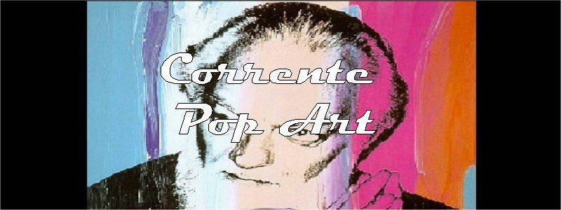 foto corrente pop art