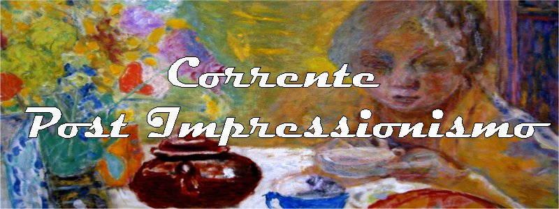 foto corrente post impressionismo