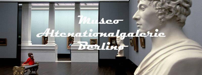 foto museo alte nationalgalerie berlino