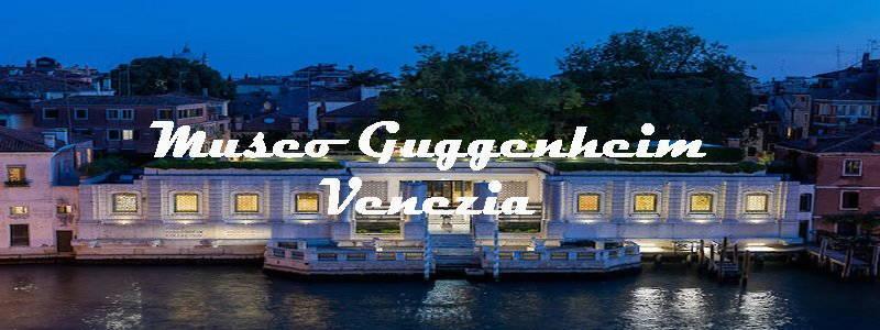 foto musei guggenheim venezia