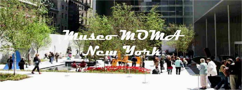 foto musei MOMA New York