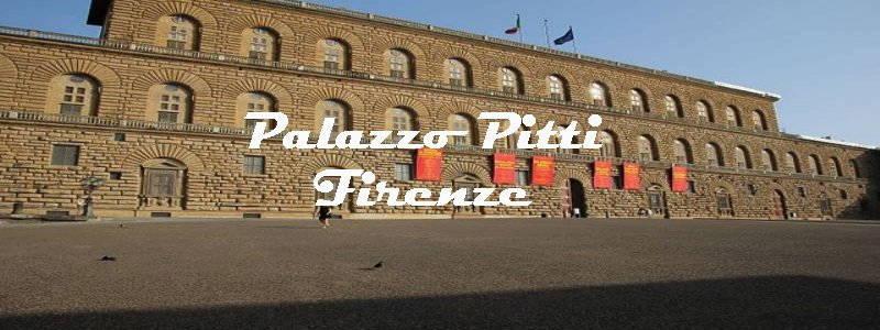 foto musei palazzo pitti firenze