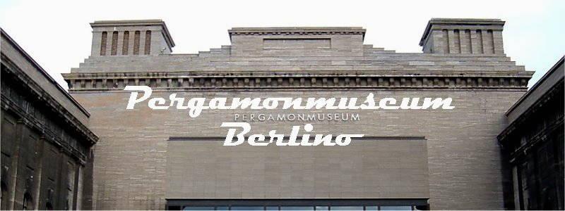 foto museo pergamon berlino
