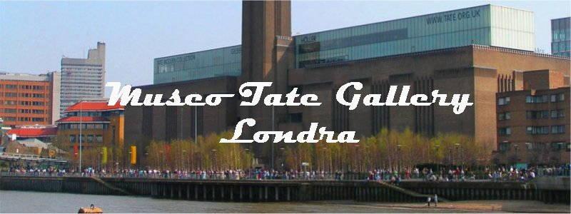 foto musei tate gallery london