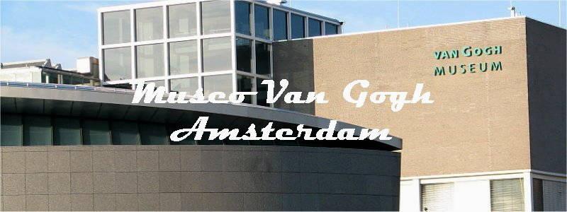 foto van Gogh Museum amsterdam