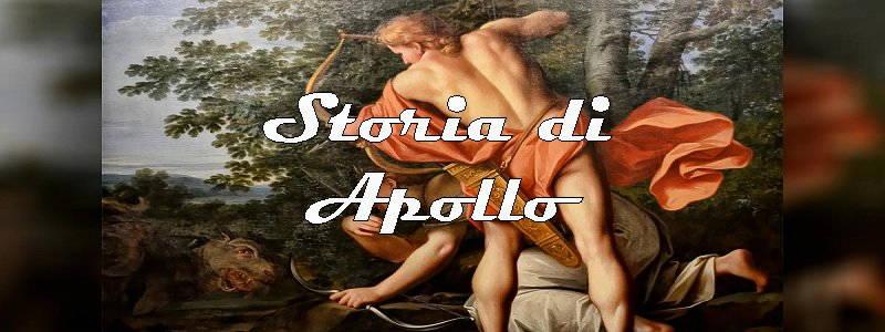 storia di Apollo rivela la sua divinità a pastori