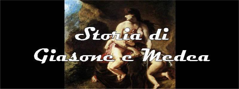 storia di giasone e medea in arte