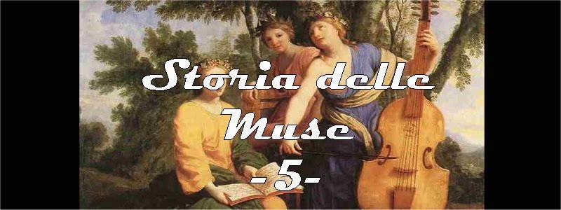 storia delle muse in arte capitolo 5