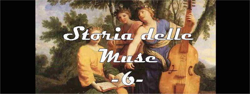 storia delle muse in arte capitolo 6