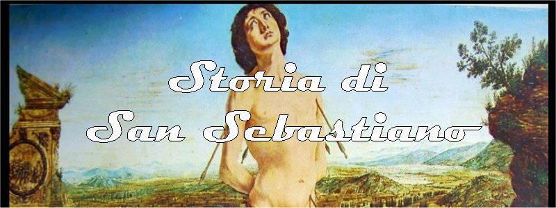 storia di san sebastiano