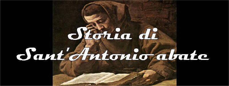 storia di Sant'Antonio