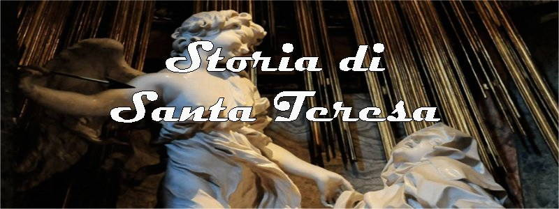 storia santa teresa di avila