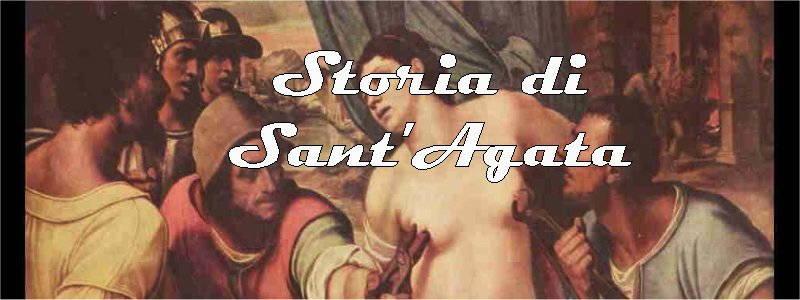 storia di Sant'Agata