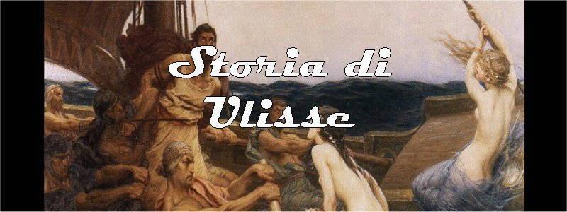 storia di ulisse e le sirene in arte