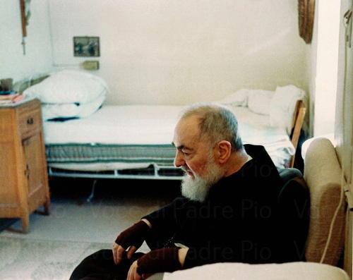Padre Pio e la malattia