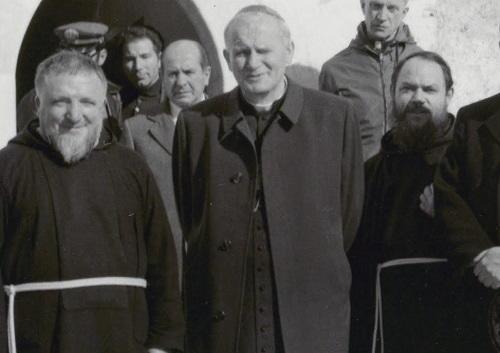 Padre Pio e Papa Wojtyla