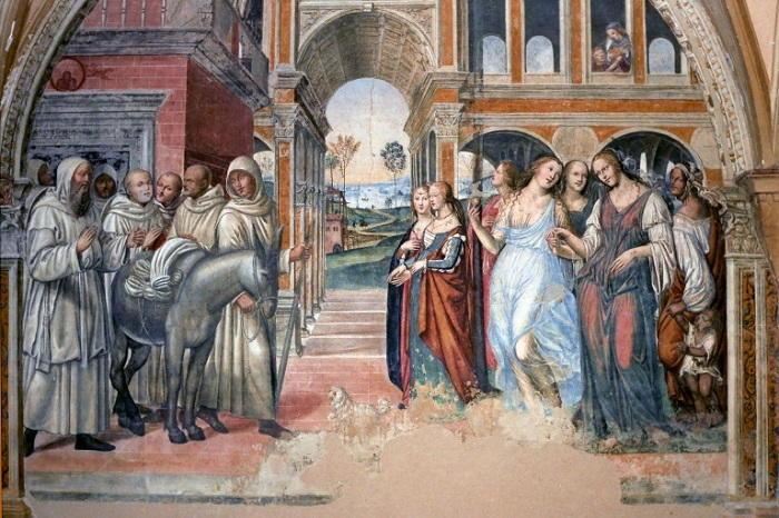 San Benedetto biografia