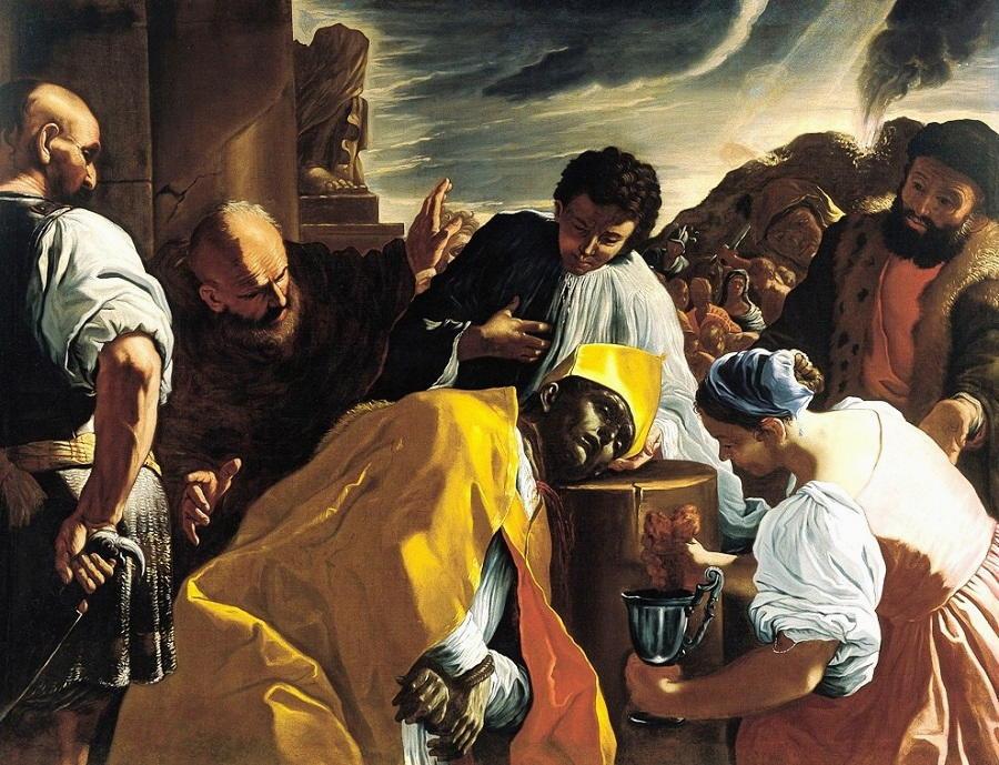 San Gennaro patrono di Napoli