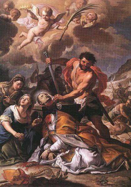 San Gennaro - Girolamo Pesce