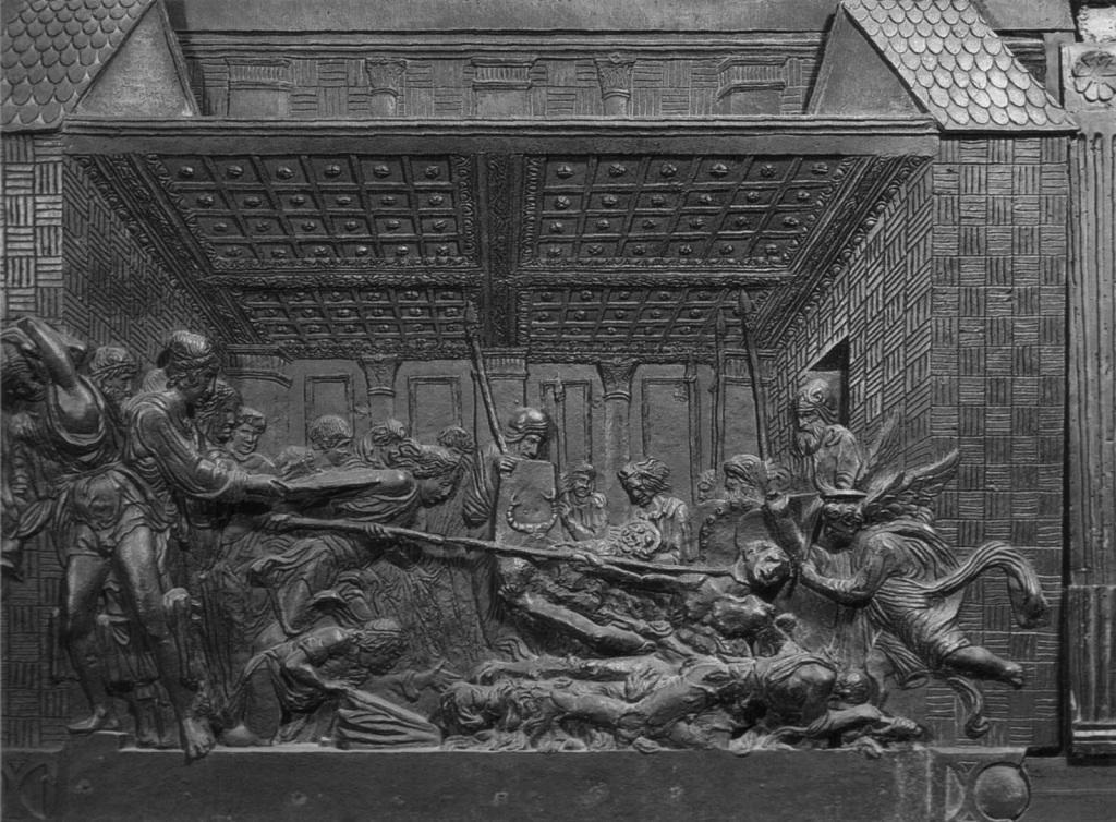 Il martirio di San Lorenzo di Donatello