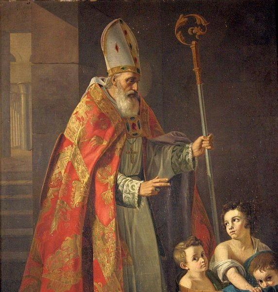 San Nicola Vescovo