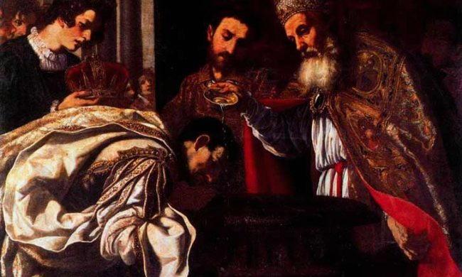 Battesimo San Silvestro