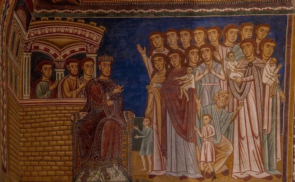San Silvestro oratorio
