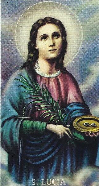 Santino di Santa Lucia