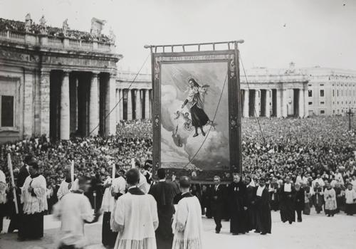 Santa Maria Goretti beatificazione