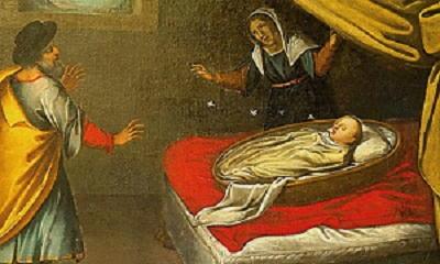 Santa Rita e i miracoli