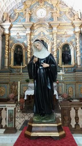 Statua di Santa Rita da Cascia