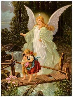 La storia degli Angeli - L'Angelo custode