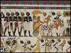 Arte Egizia - Corteo