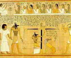 Animali nell'Arte Egizia