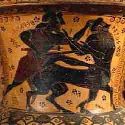 Arte greca Centauri