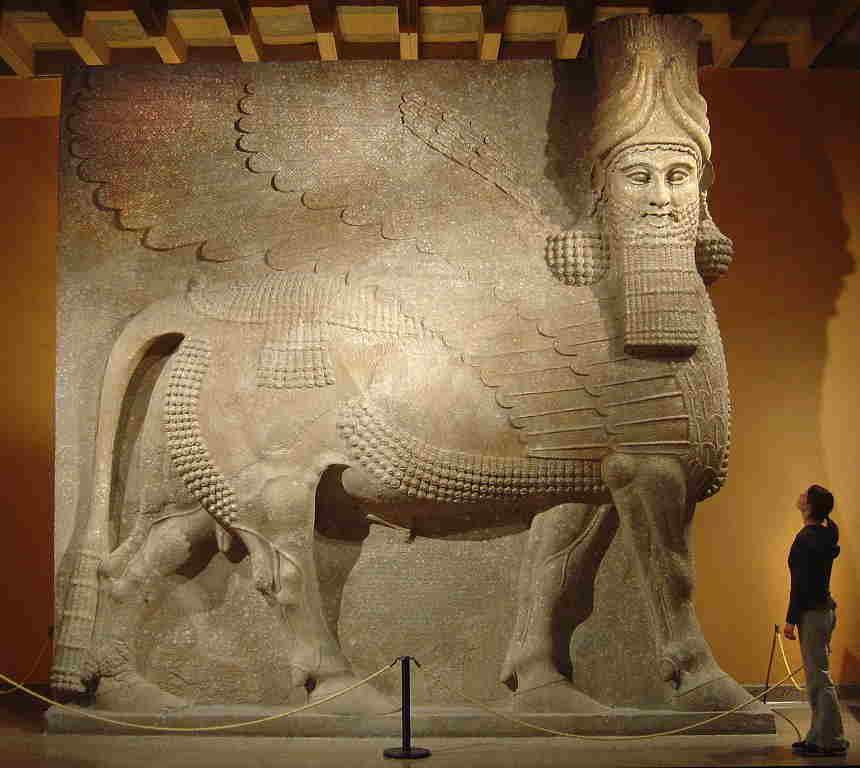 Arte in Mesopotamia