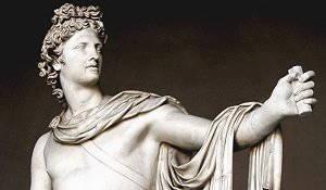 Apollo scultura 1