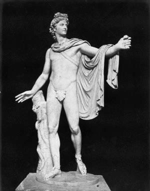 Apollo scultura 2