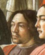 Autoritratto di Ghirlandaio