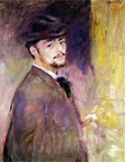 Pierre Auguste Renoir -Autoritratto 1927