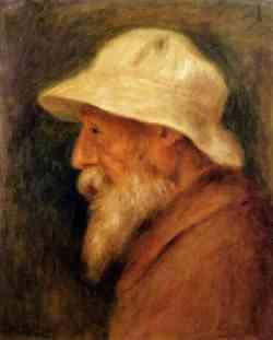 Pierre Auguste Renoir -Autoritratto 1910