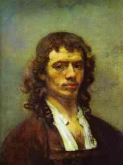 Autoritratto - Carel Fabritius 1645