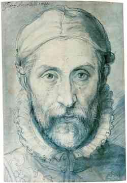 Autoritratto di Giuseppe Arcimboldo
